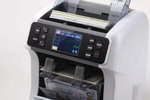 Mixed Note Counting Machine